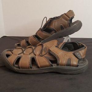 Khombu sandals size 11M